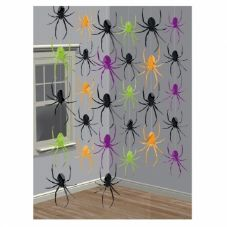 Halloween Spider String Hanging Decoration